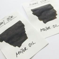 Robert Oster MOTOR OIL fountain pen ink 50ml