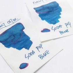 Robert Oster SODA POP BLUE fountain pen ink 50ml