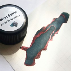 Robert Oster VELVET STORM fountain pen ink 50ml