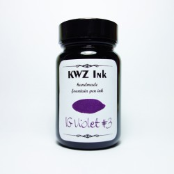 KWZ Iron Gall Ink - IG Violet #3