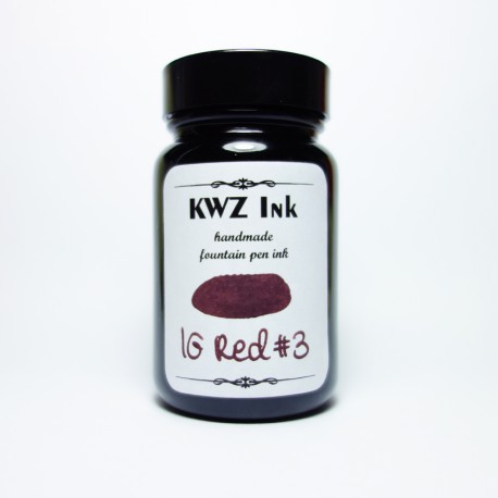 KWZ Iron Gall Ink - IG Red 3