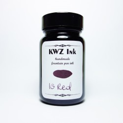 KWZ Iron Gall Ink - IG Red