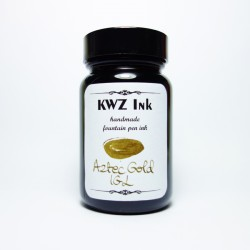 KWZ Iron Gall Ink - Aztec Gold IGL