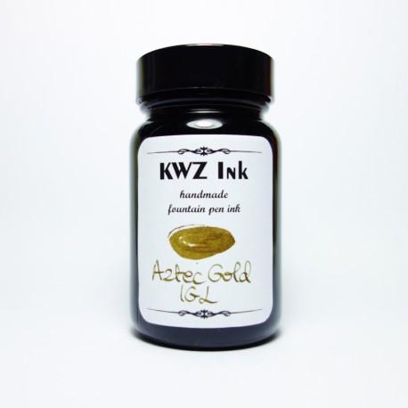 KWZ Iron Gall Ink - Aztec Gold IGL