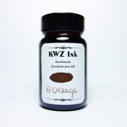 KWZ Iron Gall Ink - IG Orange