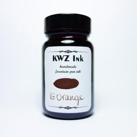 KWZ Iron Gall Ink - IG Orange