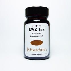 KWZ Iron Gall Ink - IG Mandarin