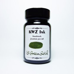 KWZ Iron Gall Ink - IG Green Gold