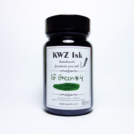 KWZ Iron Gall Ink - IG Green #4