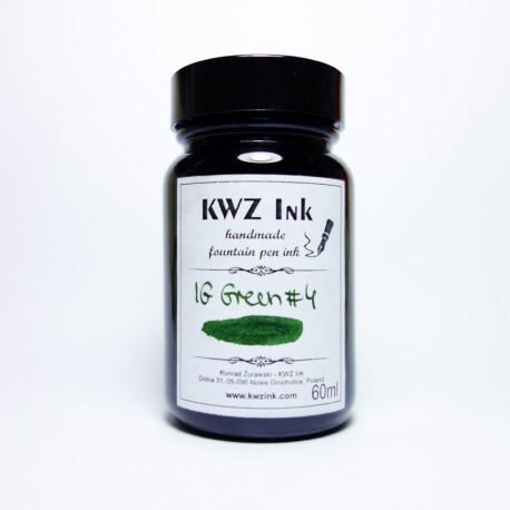 KWZ Iron Gall Ink - IG Green #4