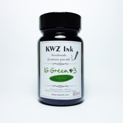 KWZ Iron Gall Ink - IG Green #3