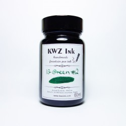 KWZ Iron Gall Ink - IG Green 2