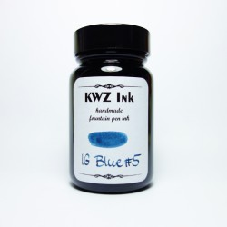 KWZ Iron Gall Ink - IG Blue 5