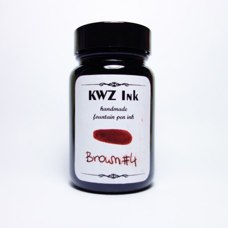 KWZ Standard Ink - Brown #4