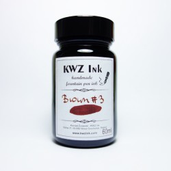 KWZ Standard Ink - Brown #3