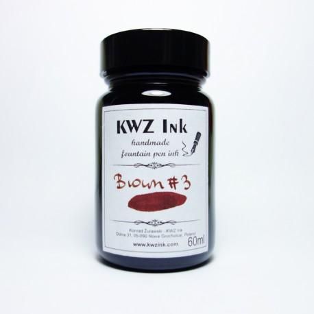KWZ Standard Ink - Brown #3