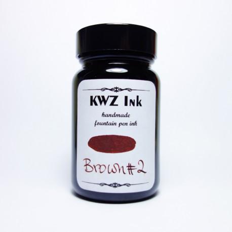 KWZ Standard Ink - Brown 2