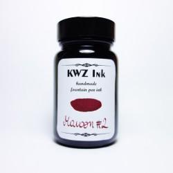 KWZ Standard Ink - Maroon 2