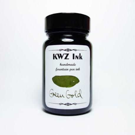 KWZ Standard Ink - Green Gold