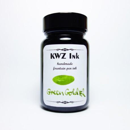 KWZ Standard Ink - Green Gold 2