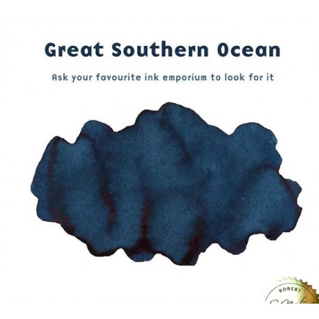 Robert Oster Great Southern Ocean fountain pen ink 50ml