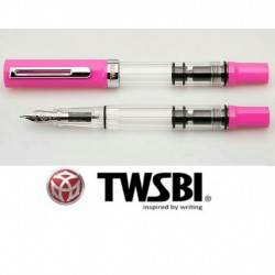 TWSBI ECO PINK Fountain Pen