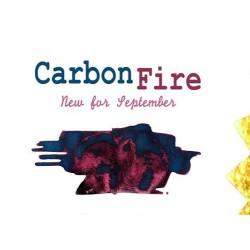 Robert Oster Carbon Fire fountain pen ink 50ml
