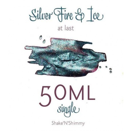 Robert Oster Silver Fire & Ice Shake'N'Shimmy