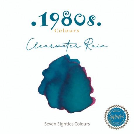Robert Oster Clearwater Rain fountain pen ink 50ml