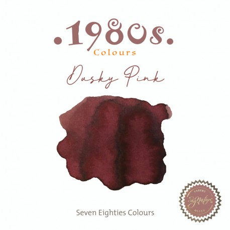 Robert Oster Dusty Pink fountain pen ink 50ml