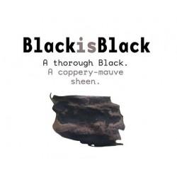 Robert Oster Black is Black fountain pen ink 50ml