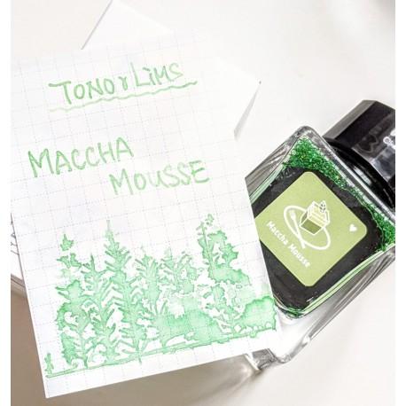 Tono & Lims Maccha Mousse Fountain Pen Ink