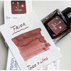 Limited- Tono & Lims Frida Fountain Pen Ink