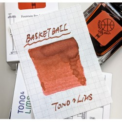 Limited- Tono & Lims Basketball Fountain Pen Ink