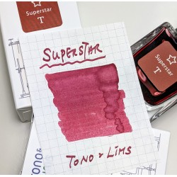 Tono & Lims SuperStar Fountain Pen Ink