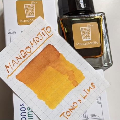 Tono & Lims Mango Mojito Fountain Pen Ink