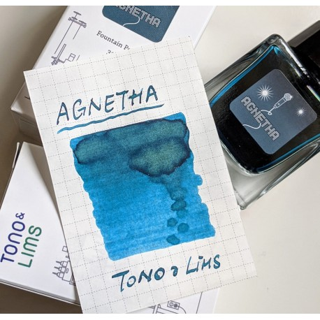 Tono & Lims Agentha Fountain Pen Ink