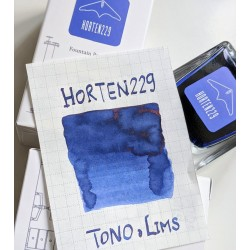 Limited :Tono & Lims Horten229 Fountain Pen Ink