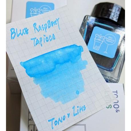 Limited :Tono & Lims Blue Raspberry Tapioca Fountain Pen Ink