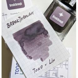 Limited :Tono & Lims Breakthrough Fountain Pen Ink