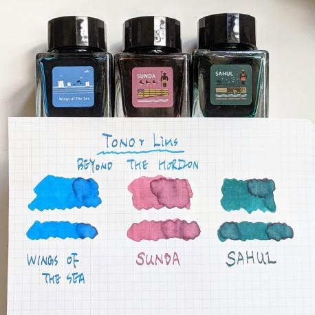 Tono & Lims Beyond The Harizon series Fountain Pen Ink