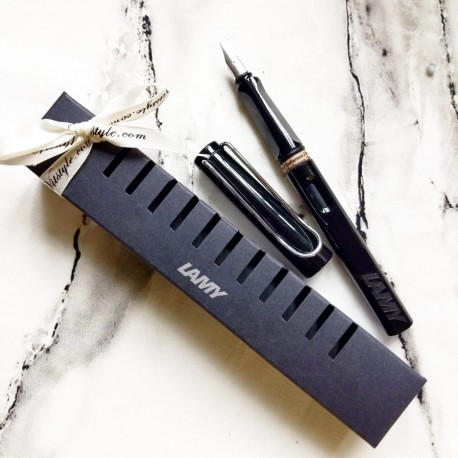 Lamy Safari BLACK Fountain Pen