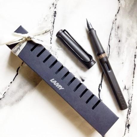 Lamy Safari CHARCOAL Fountain Pen