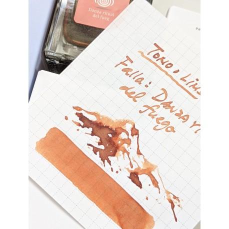 Tono & Lims Danza riual del fuego Fountain Pen Ink