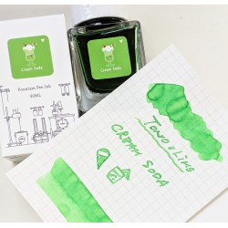 Tono & Lims Cream Soda Fountain Pen Ink