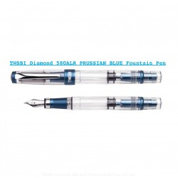TWSBI Diamond 580ALR PRUSSIAN BLUE Fountain Pen