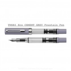TWSBI ECO Cement Grey Fountain pen