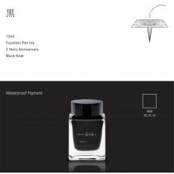 Tono & Lims 黑 Waterproof Fountain Pen Ink