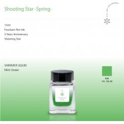 Tono & Lims Shooting Star Spring Fountain Pen Ink Set