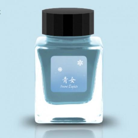 Tono & Lims 青女 Glass Pen Ink